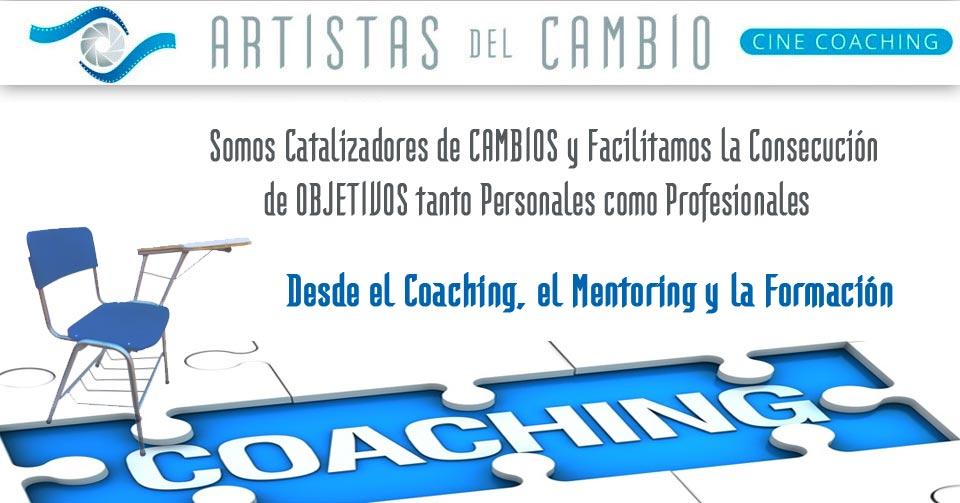 Coaching, mentoring y formación